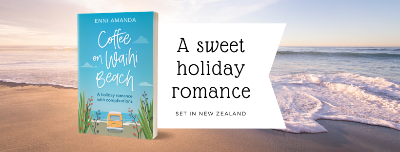 My new book Coffee on Waihi Beach is out!